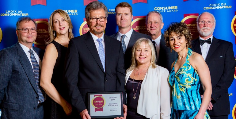 Consumers Choice award 2017